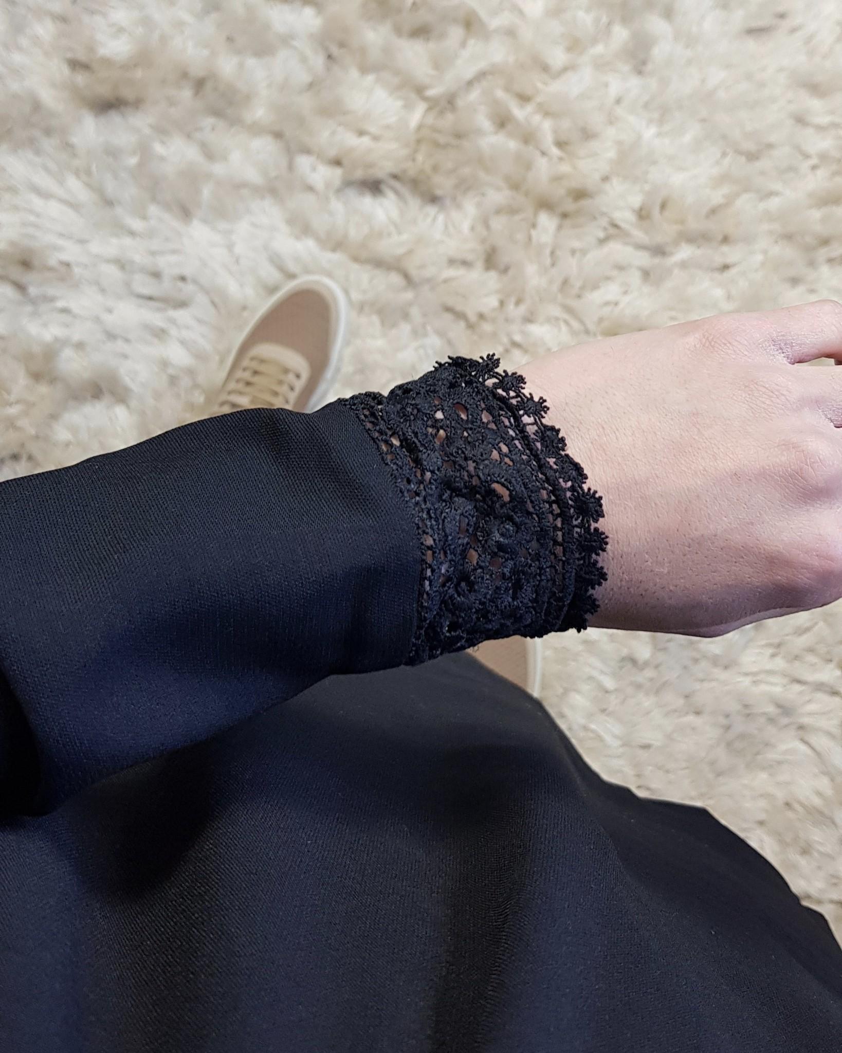 Tuniek capalbio black