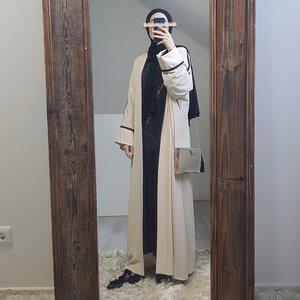 Kimono sirente beige