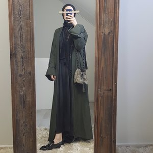 Kimono sirente groen