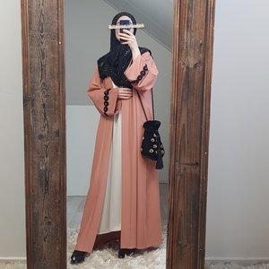 Kimono greco roze