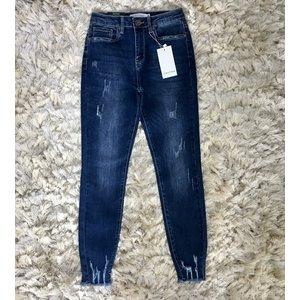 jeans sanremo blauw  (VALT KLEIN)