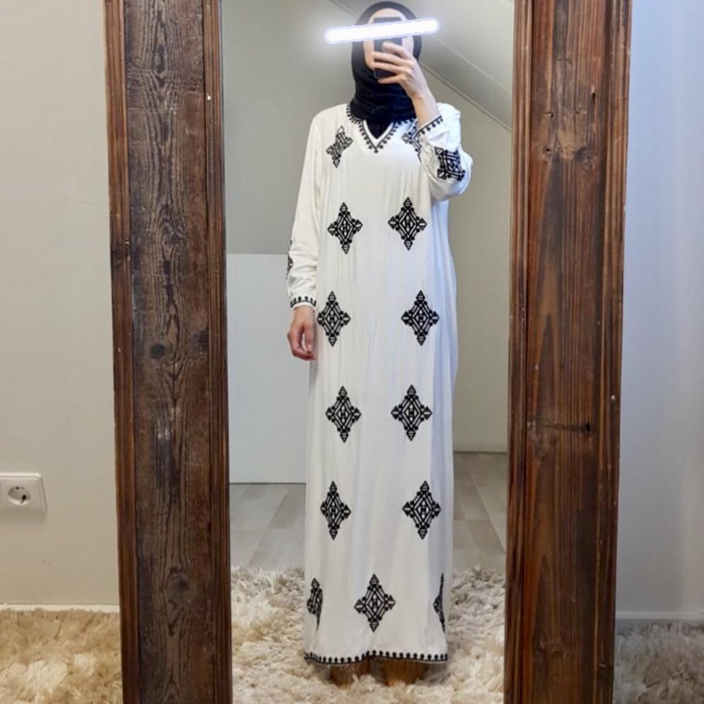 Dress bagnara white
