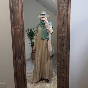 Dress palinuro taupe