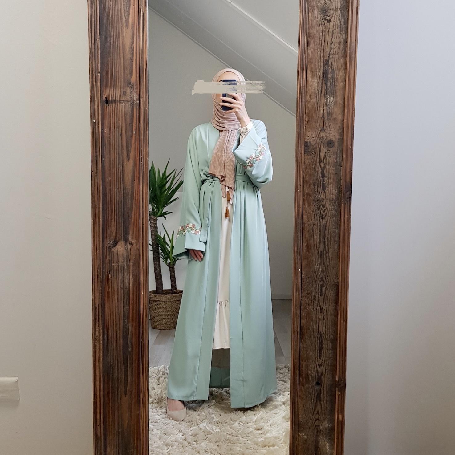 Kimono cesareo mint