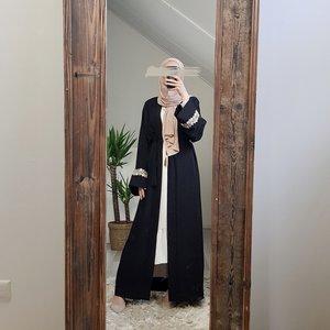 Kimono cesareo zwart