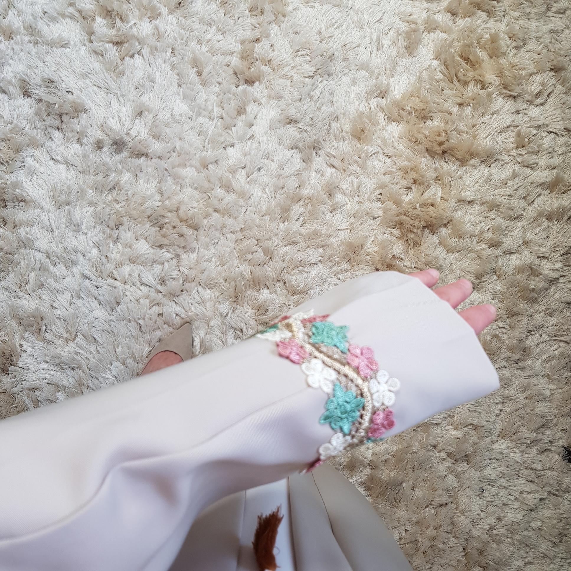 Kimono cesareo beige