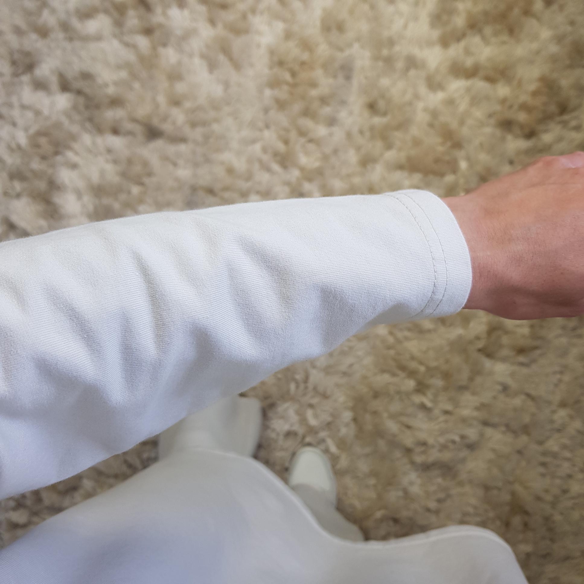 Setje chietino (katoen) off-white