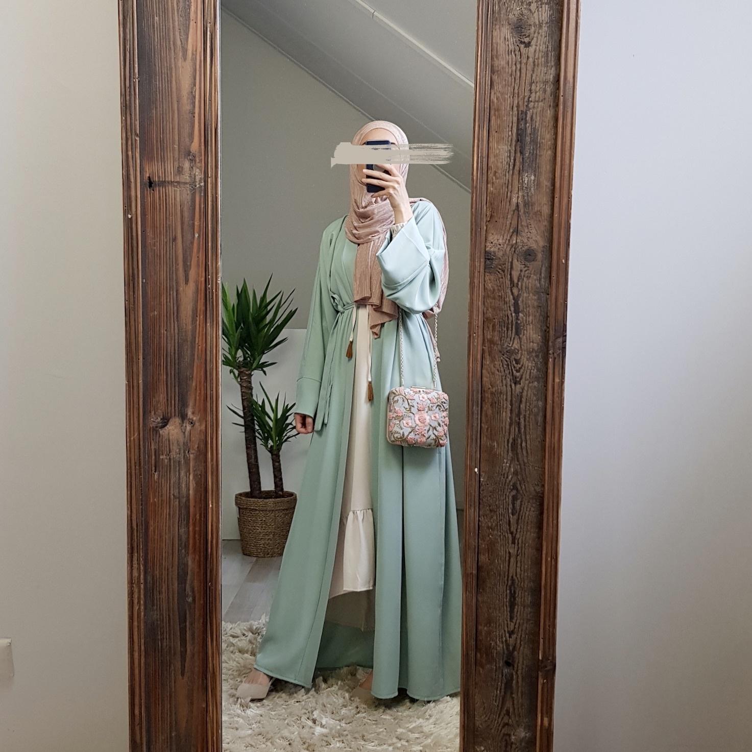 Kimono staffora mint