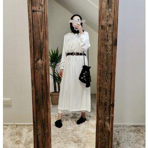 dress trezza wit