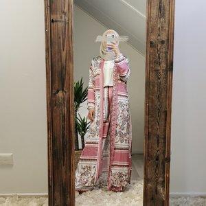 Kimo set besozzo pink