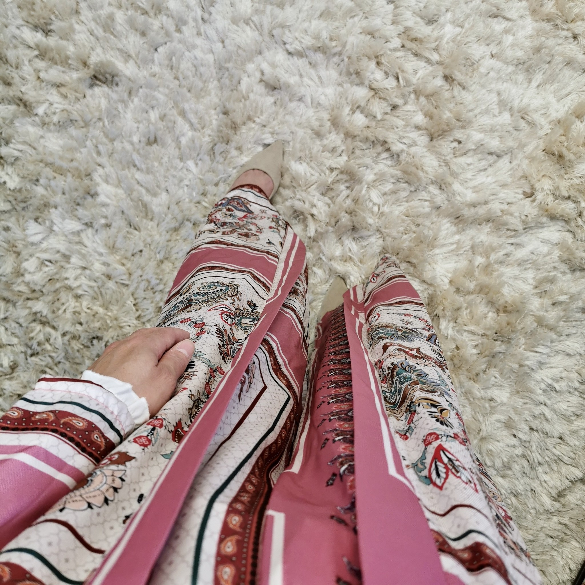 Kimo set besozzo roze