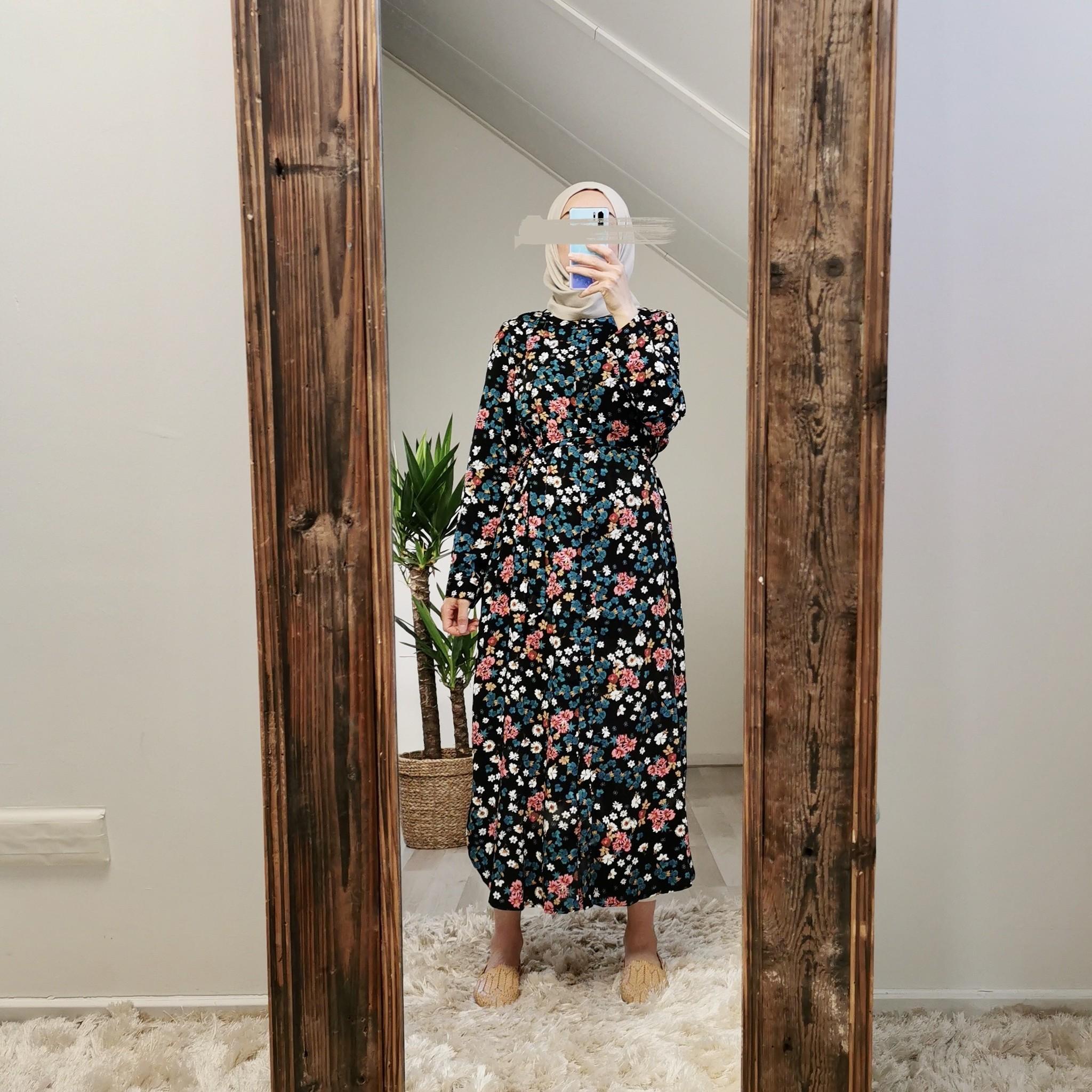Hijablouse nardo black v3