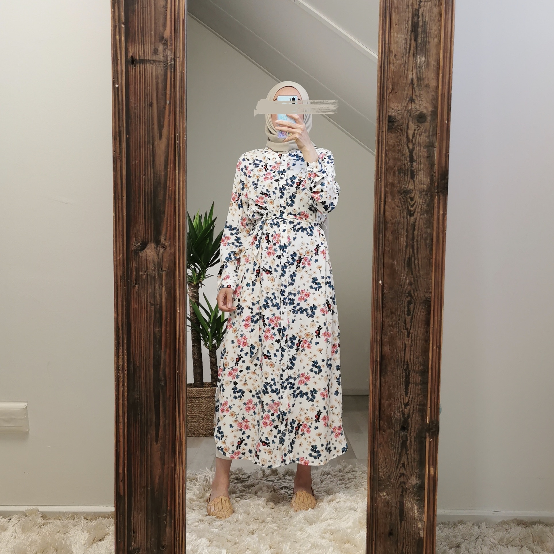 Hijablouse nardo wit v3