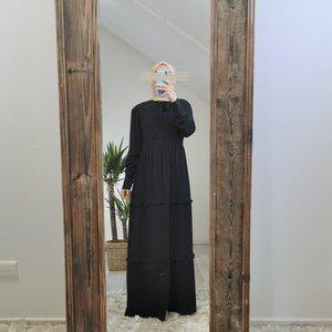 Maxi dress alba navy