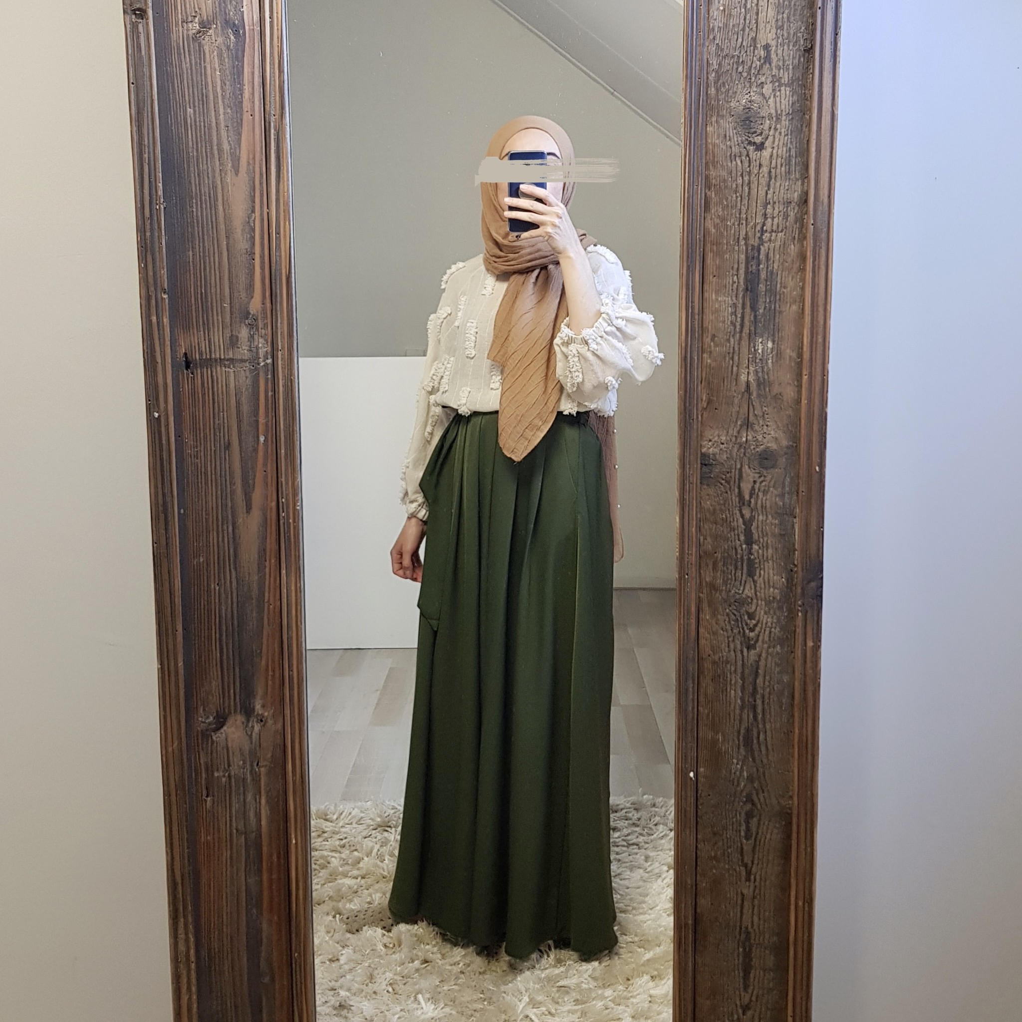 Rok ercolano groen
