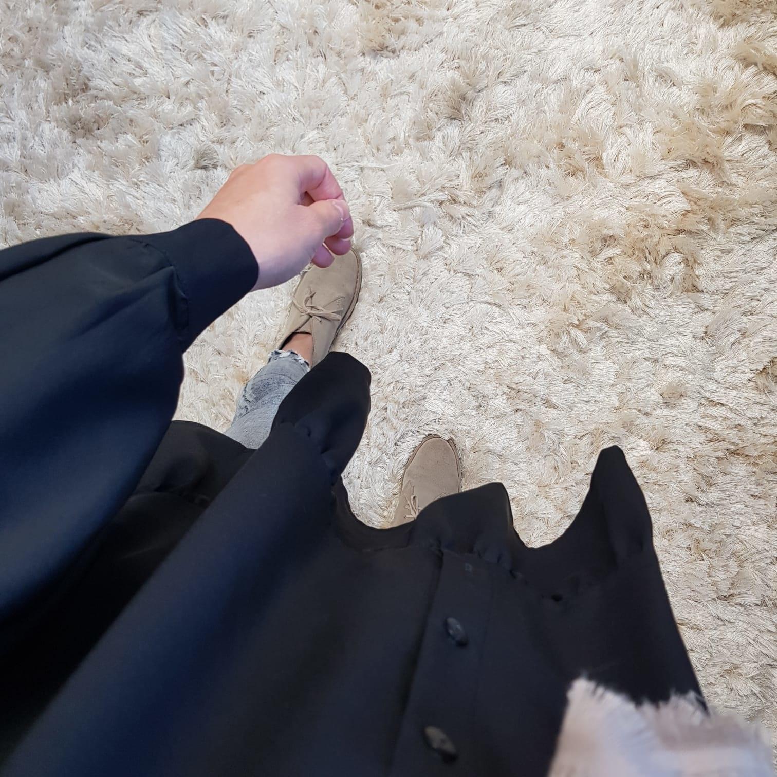 Tuniek nocera zwart