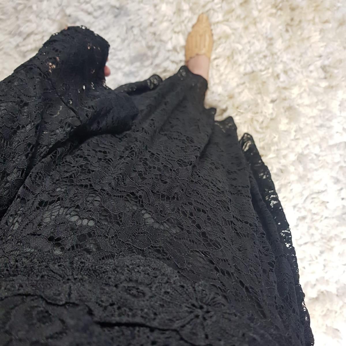 Jurkje Cropani zwart