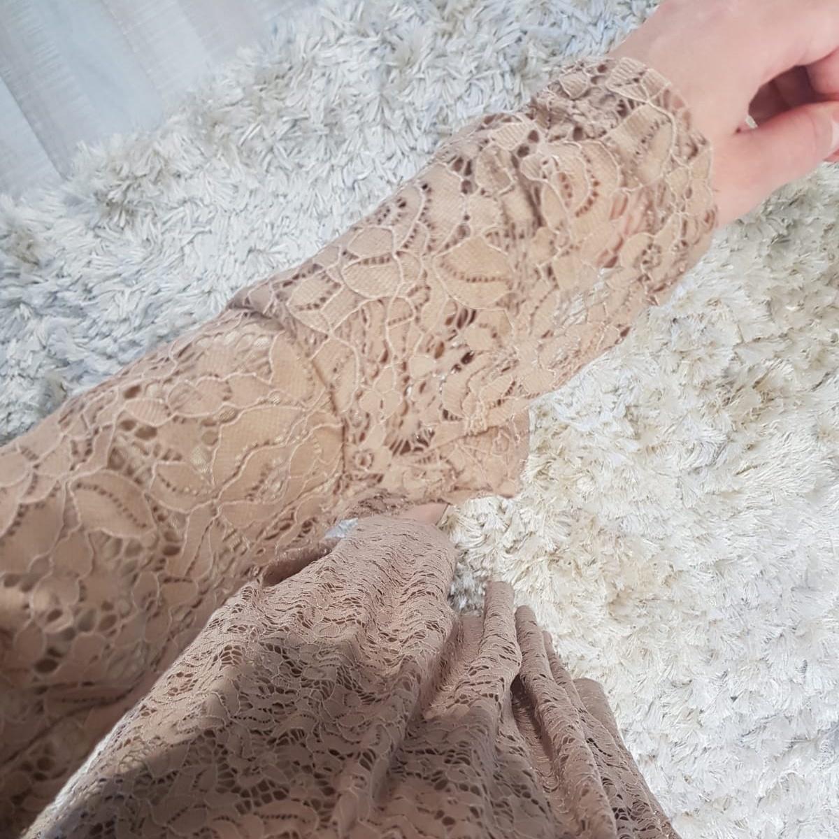 Dress Cropani light brown