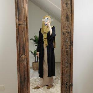 kimono sottomarina zwart