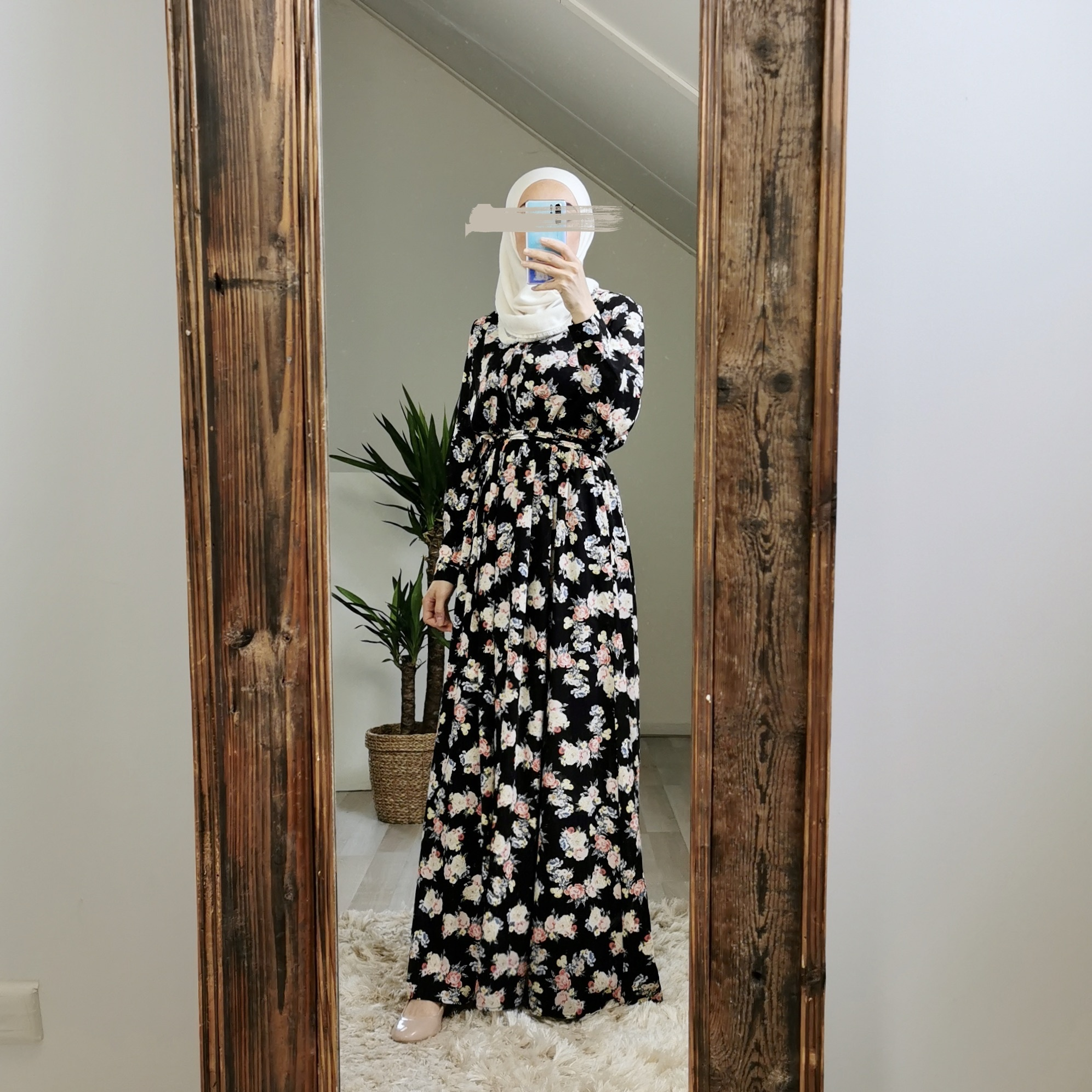 Maxi jurk rimini v3 zwart