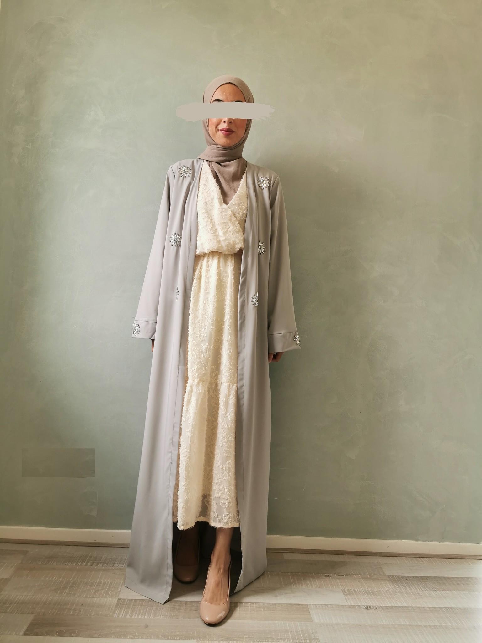 Kimono fonzaso grey