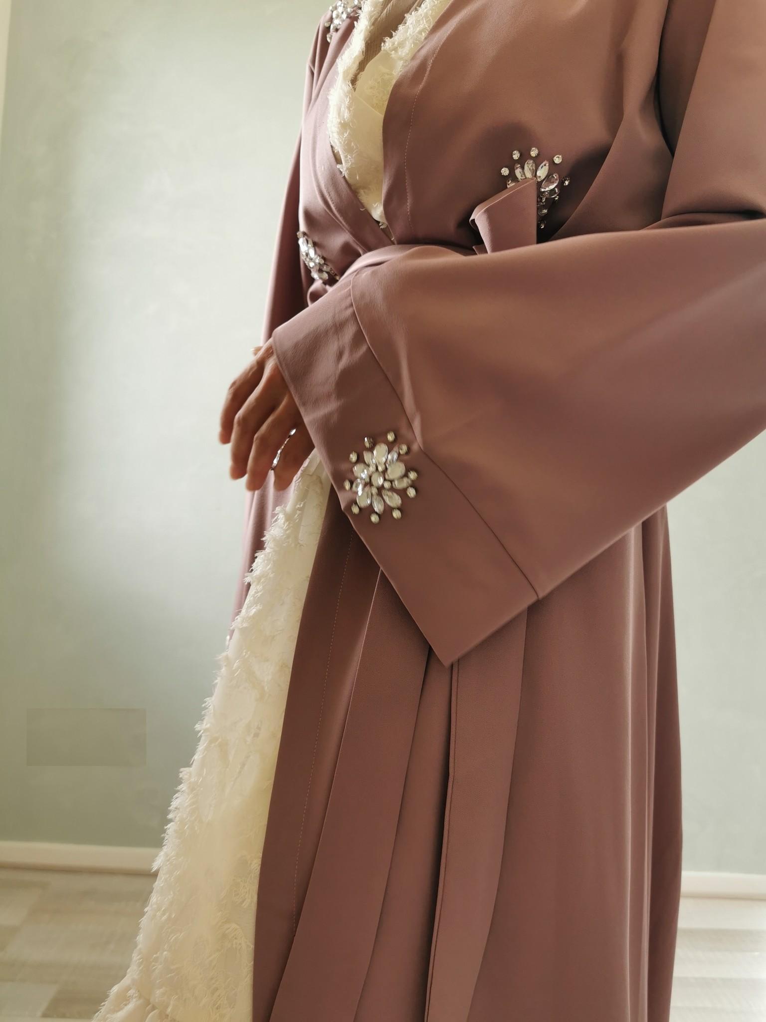 Kimono fonzaso roze