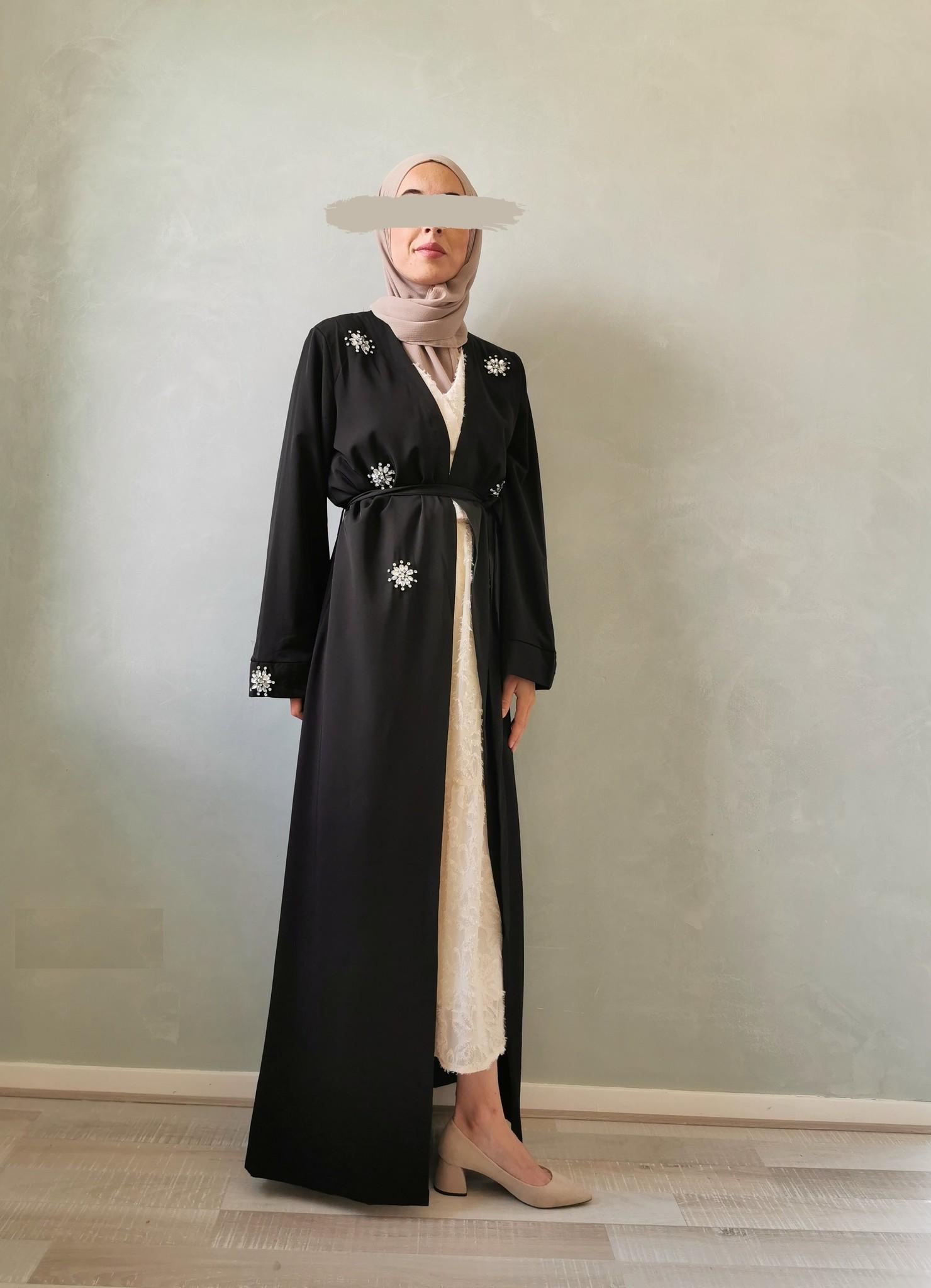 Kimono fonzaso zwart
