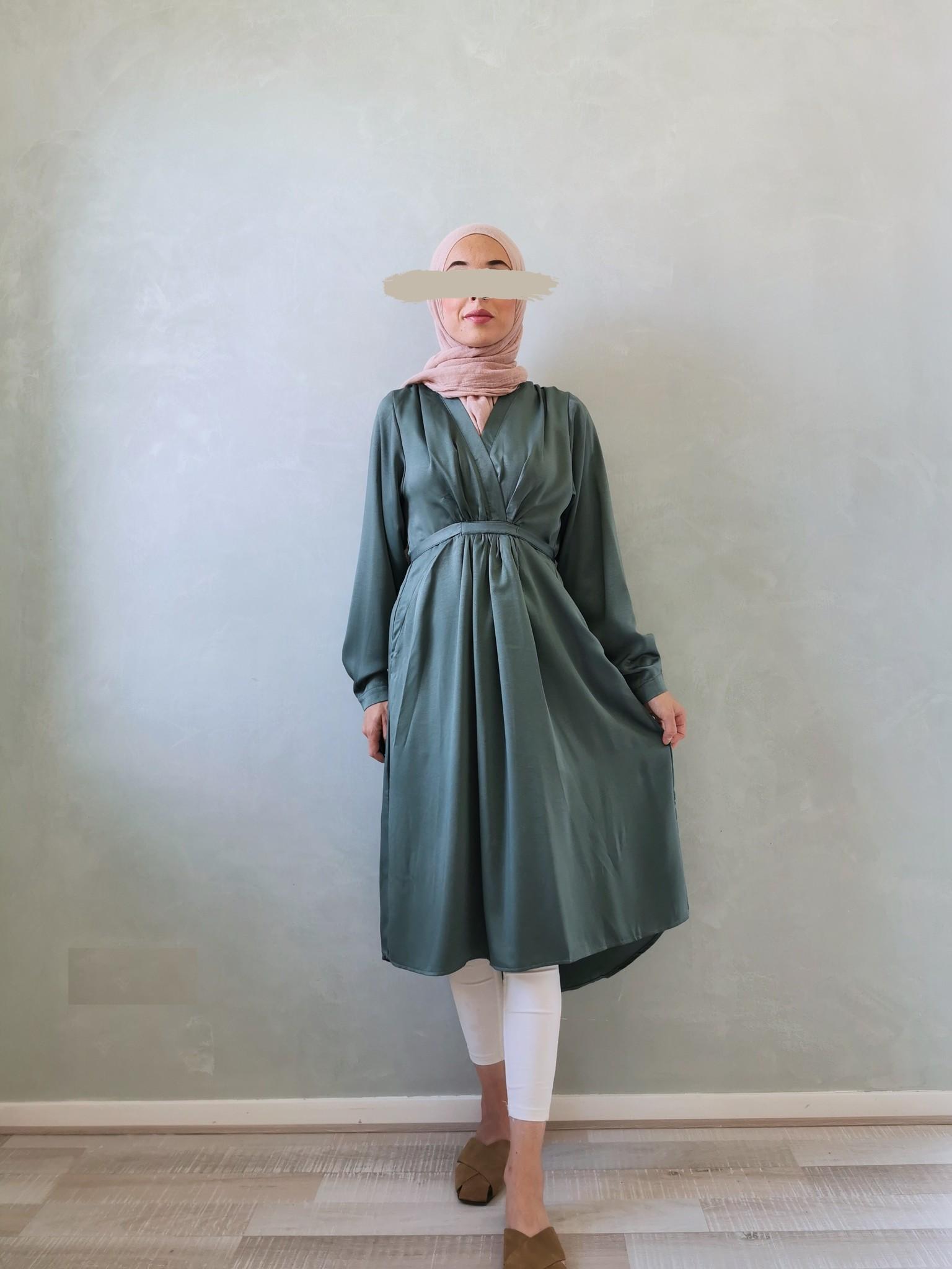 dressje fubine green
