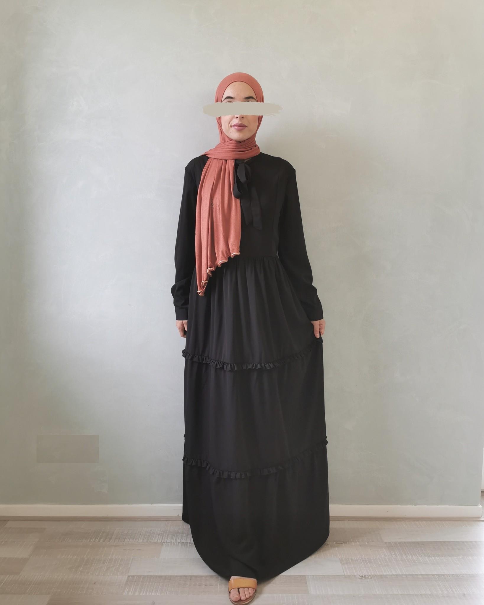 jurk alba  zwart