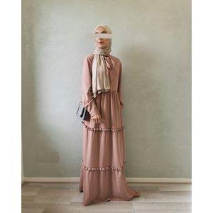 jurk alba roze