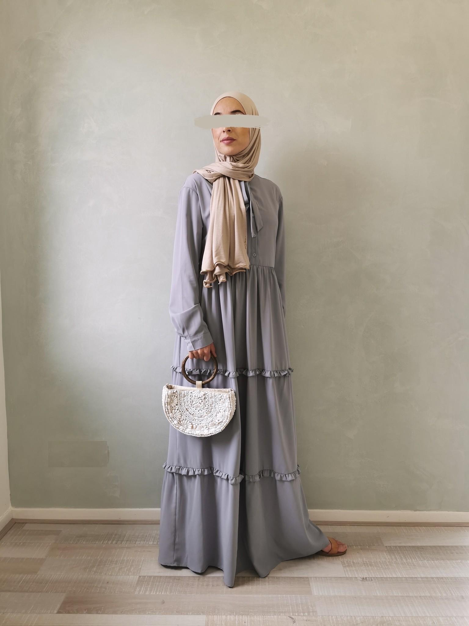 jurk alba  blauw