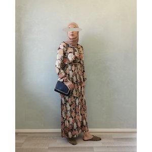 dress gorizia bruin