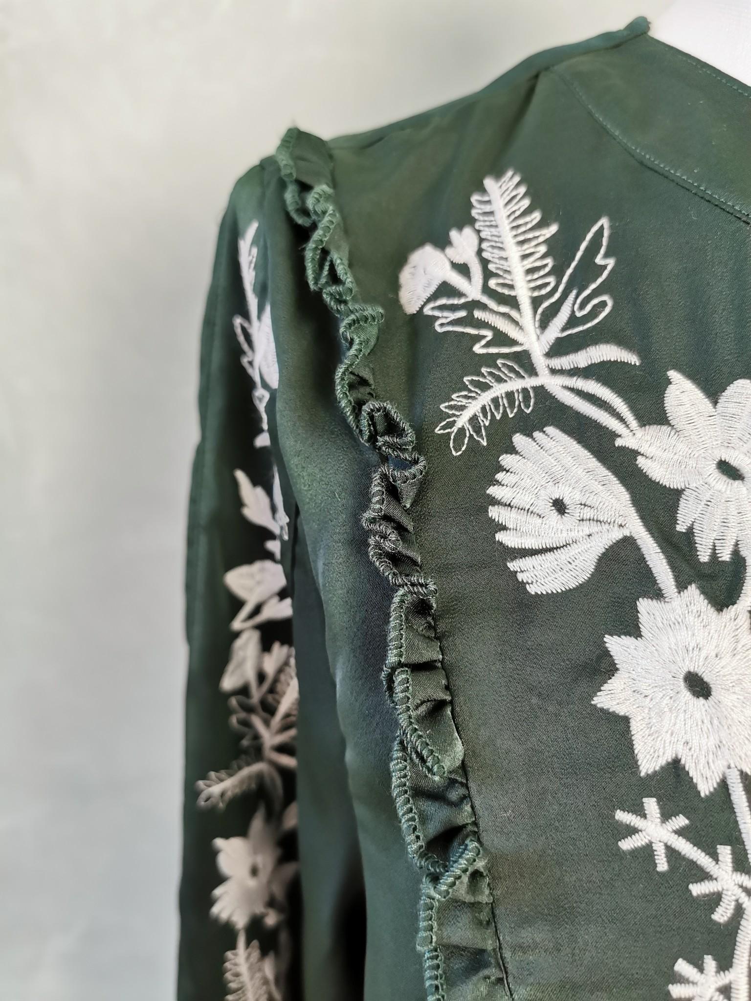 tuniek cortona groen