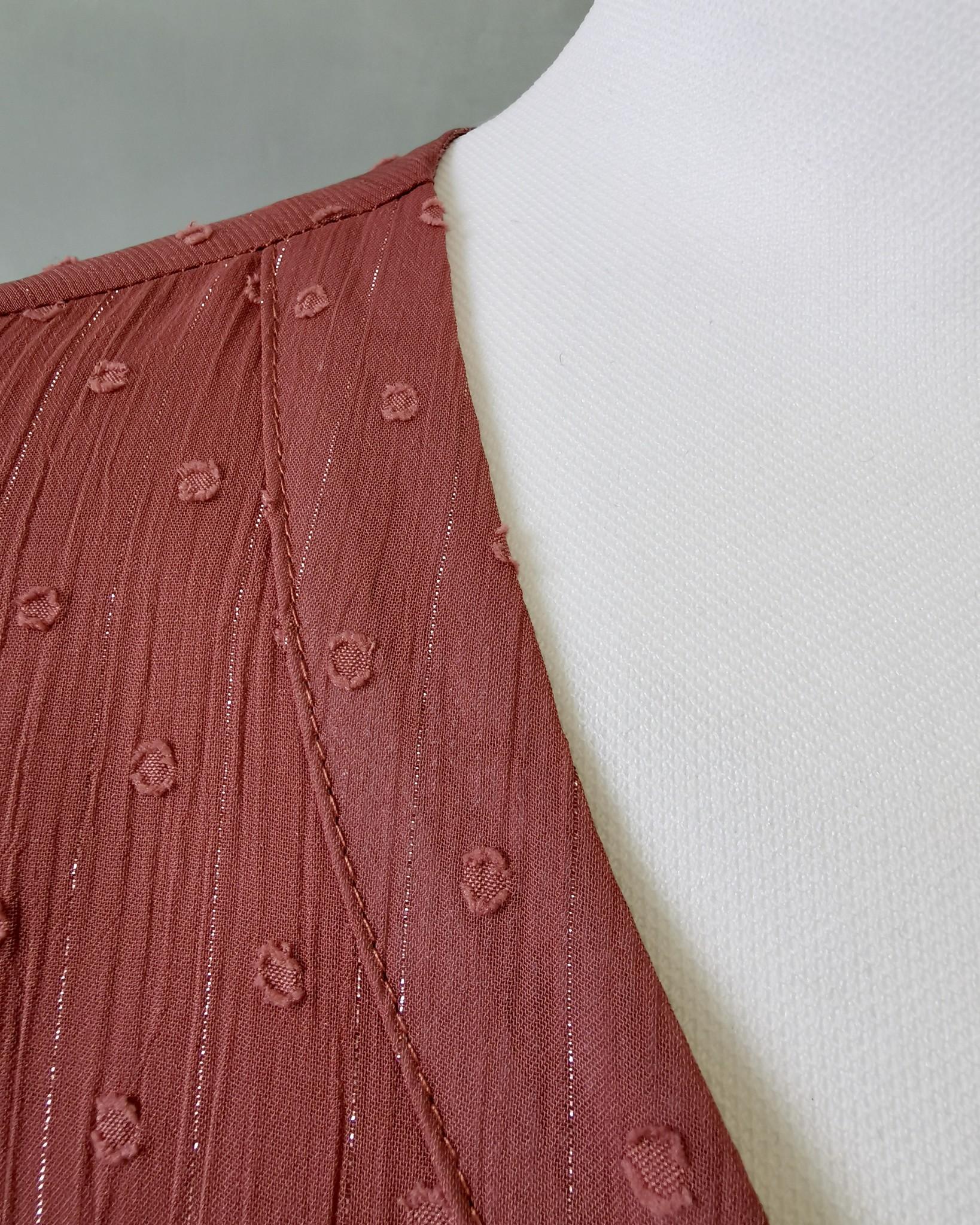jurk aprica koraal