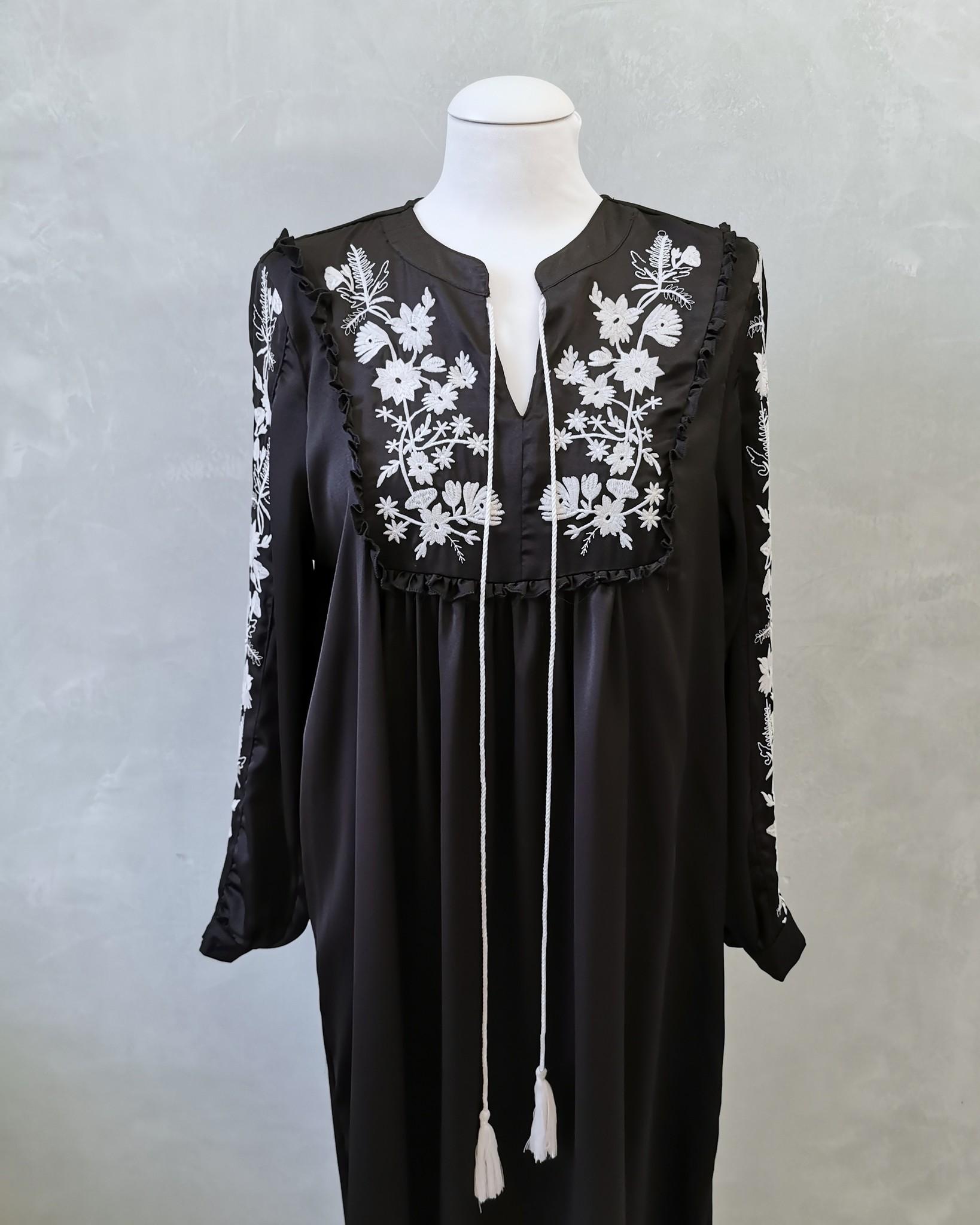 jurk busnago zwart
