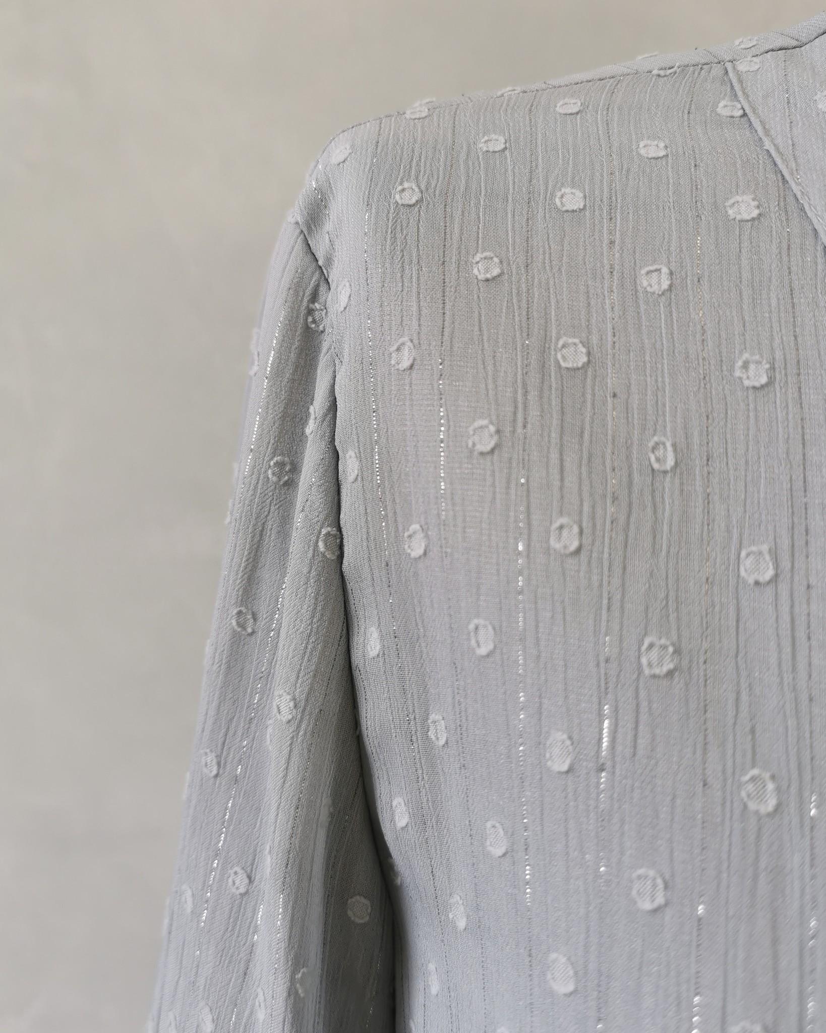 dress aprica mintblauw