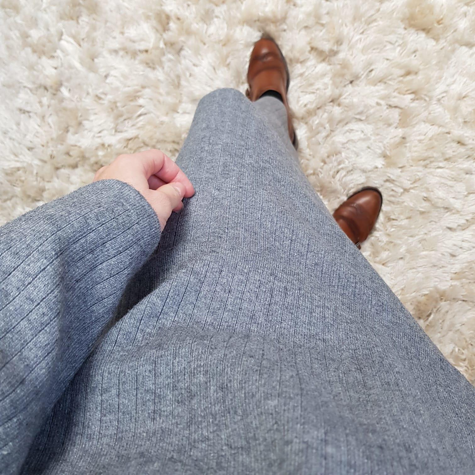 Setje catria grijs