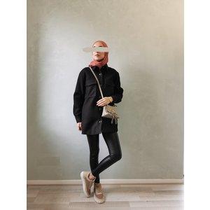 Jacket burgess black
