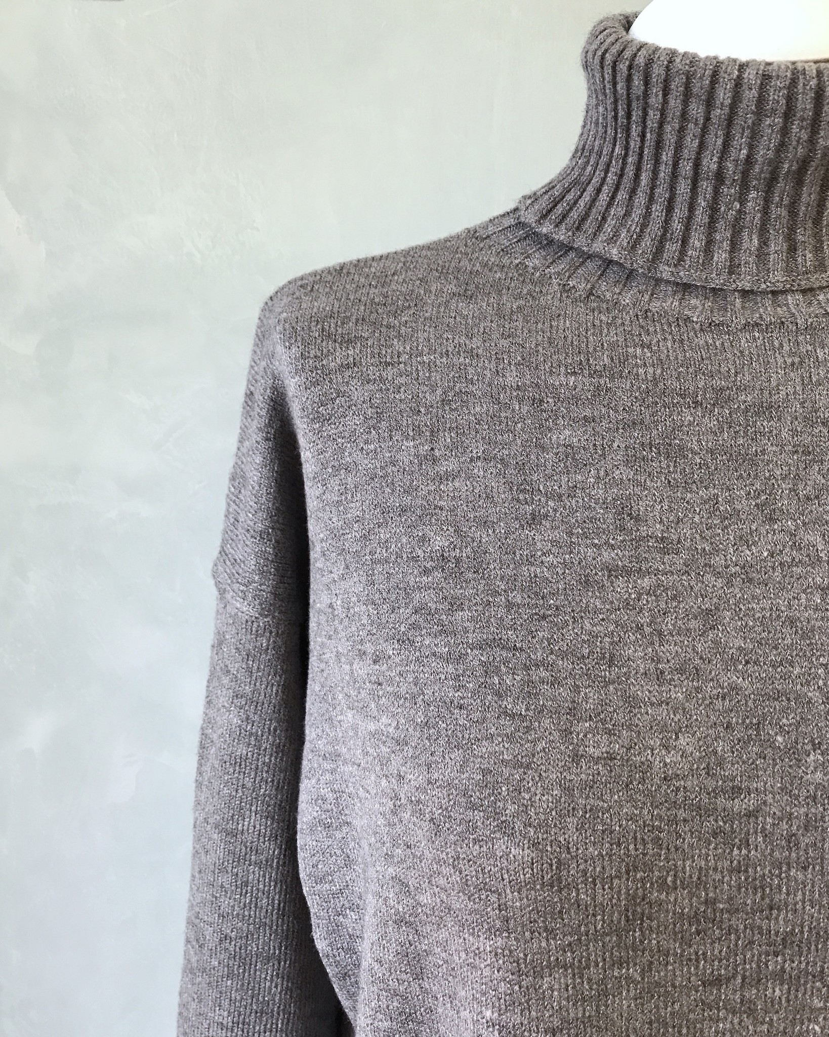 Sweater colford grijs
