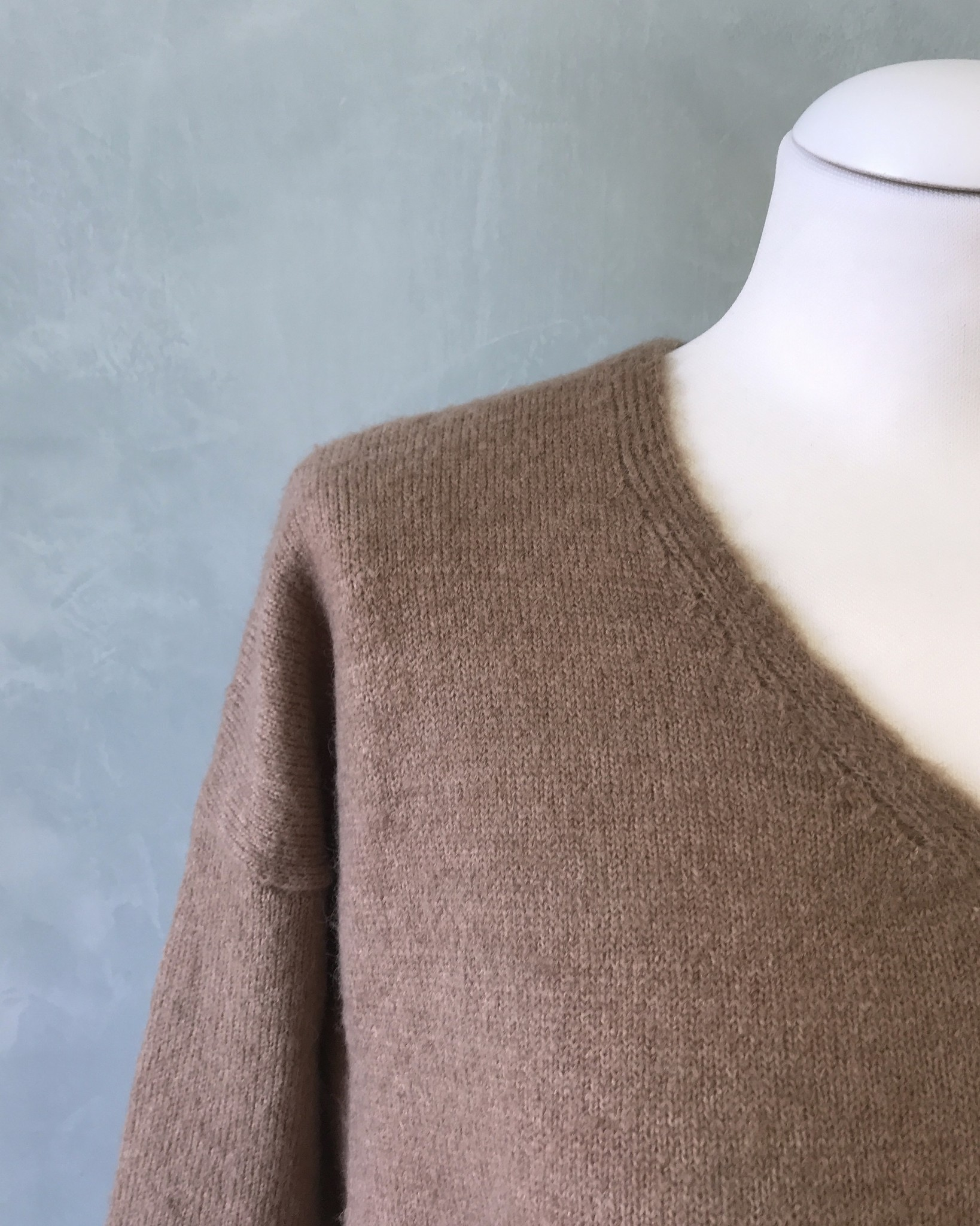 sweater dodici beige