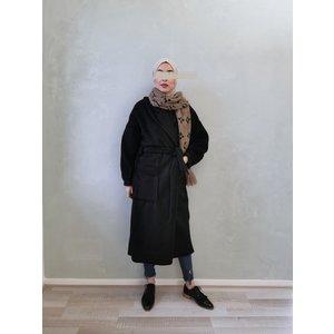 Easy coat bentham zwart