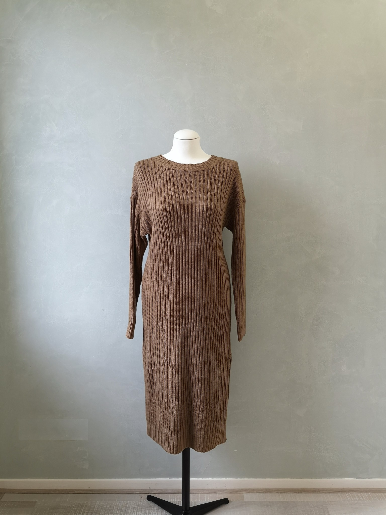 Sweater belaria camel
