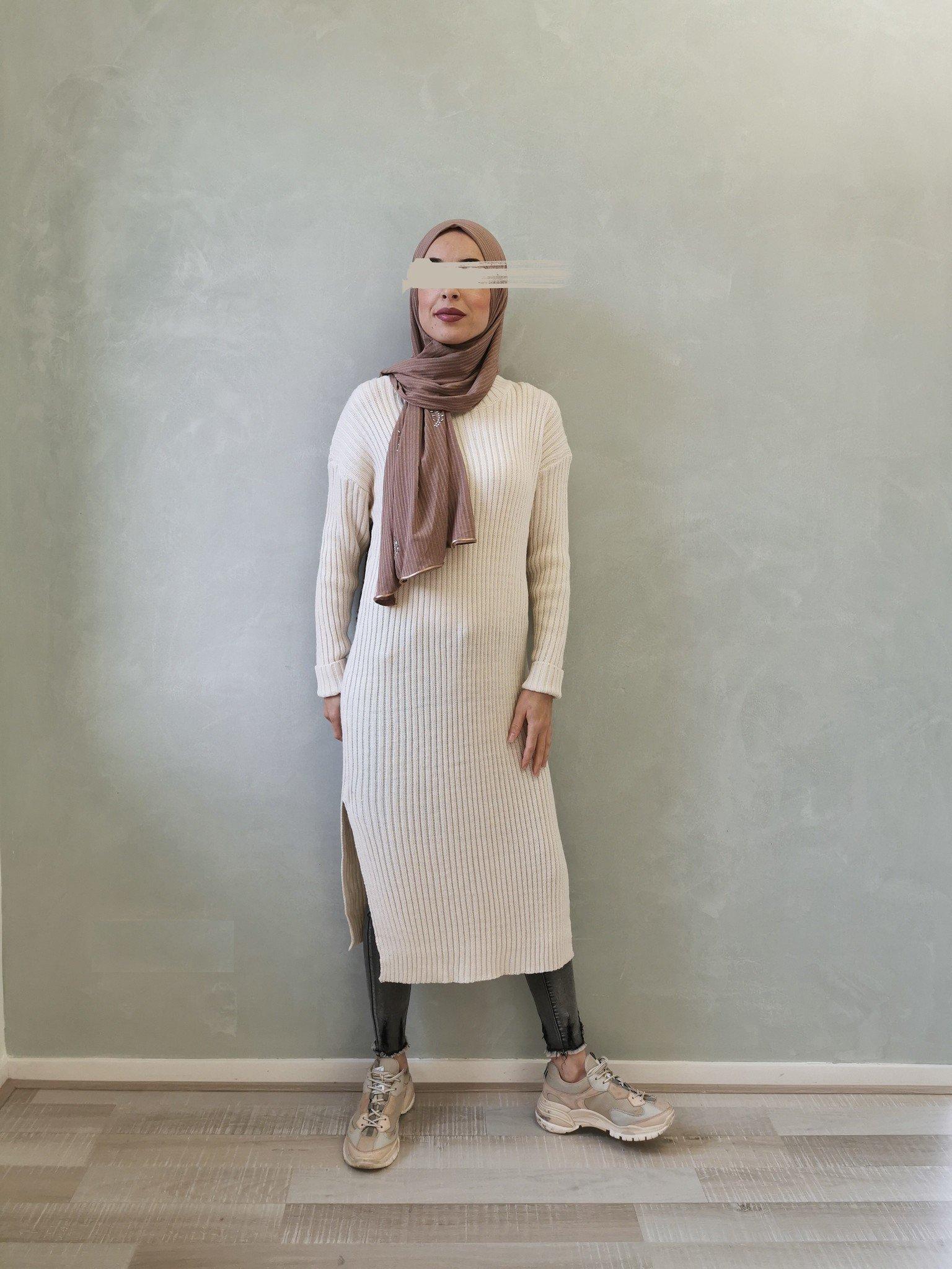 Sweater belaria off white