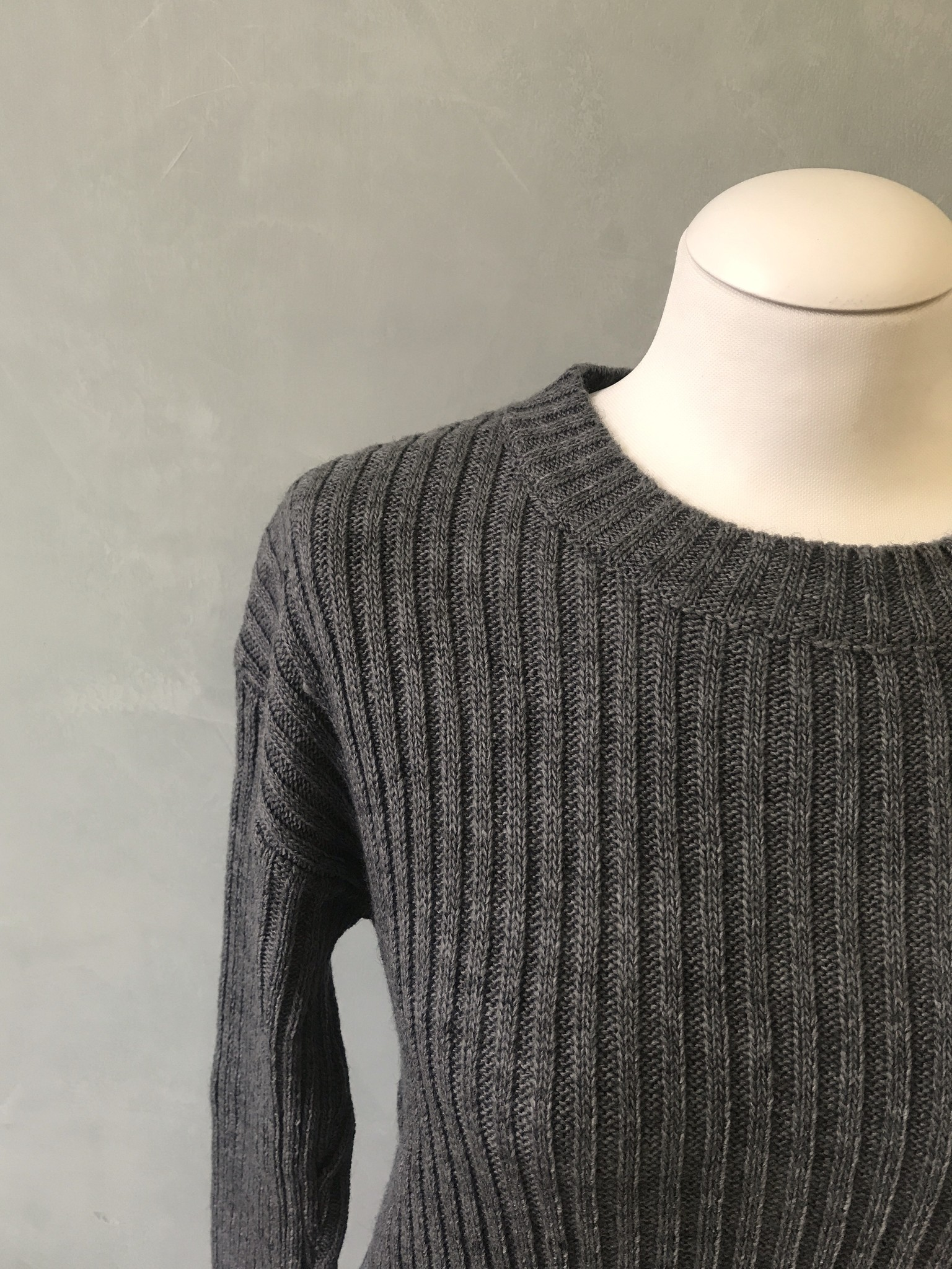 Sweater belaria grey