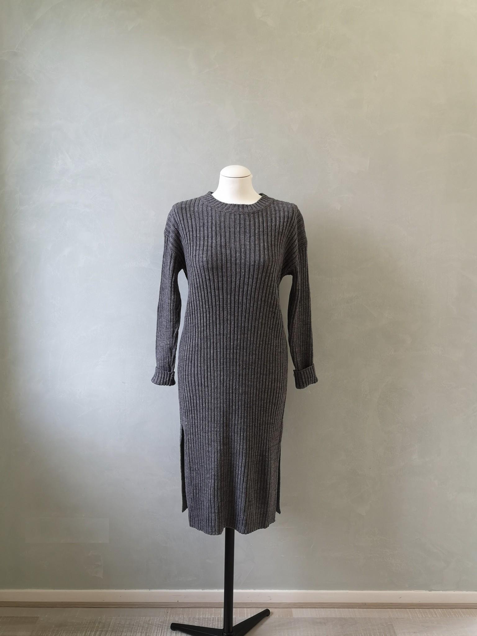Sweater belaria grijs