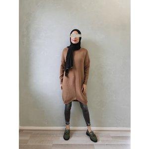 sweater carega camel