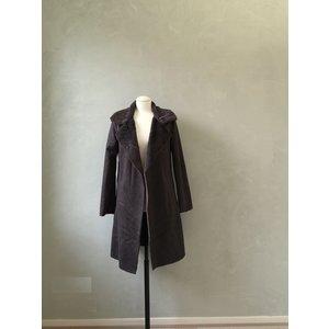 coat tronto grey