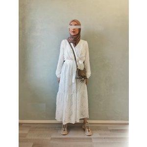 dressje roanna  white