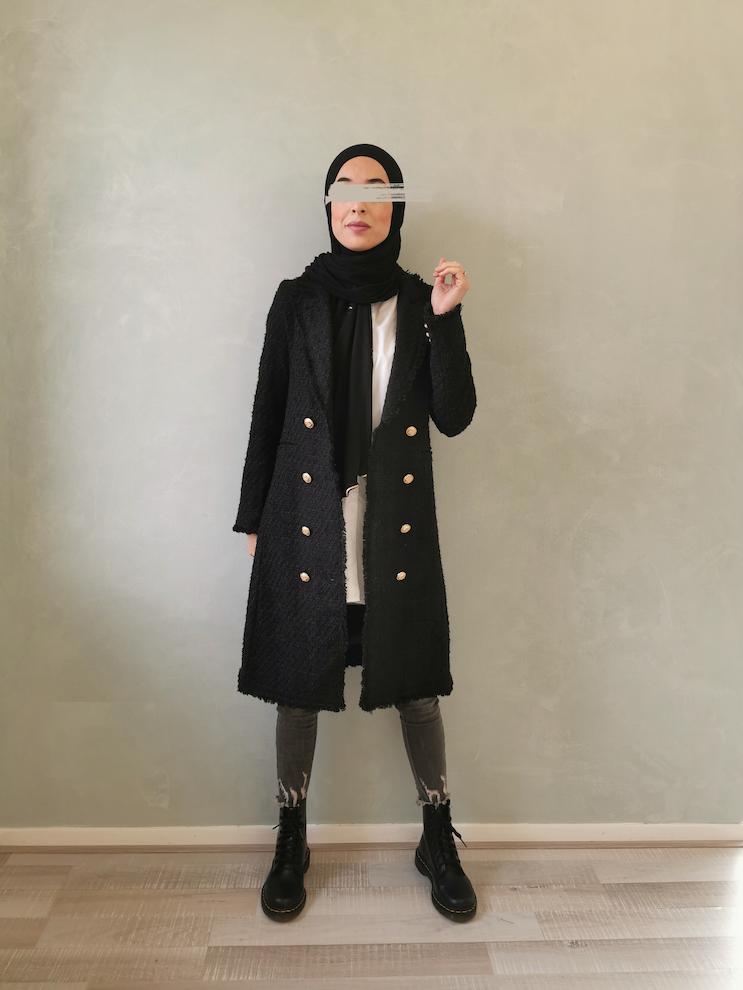 Tweed coat jarrow