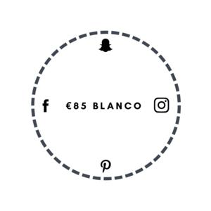 Blanco €85